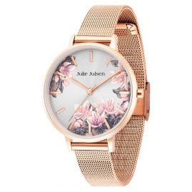 Julie Julsen JJW1211RGME Ladies' Watch Blossom Ø 36 mm