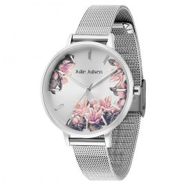 Julie Julsen JJW1211SME Ladies' Watch Blossom Ø 36 mm