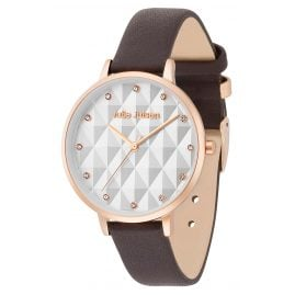 Julie Julsen JJW1252RGL-13 Women's Watch Pillow Ø 36 mm