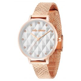 Julie Julsen JJW1252RGME Ladies' Watch Pillow Ø 36 mm