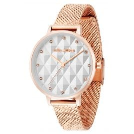 Julie Julsen JJW1252RGME Damen-Armbanduhr Pillow Ø 36 mm