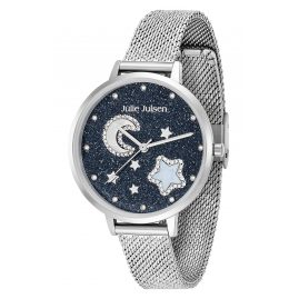 Julie Julsen JJW1090SME Women's Watch Dream Silver Tone