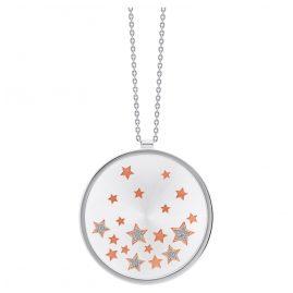 Julie Julsen JJNE0627.1 Stars Pendant Ladies' Necklace Silver 925