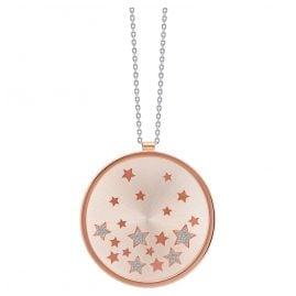 Julie Julsen JJNE0627.2 Stars Pendant Necklace Silver 925