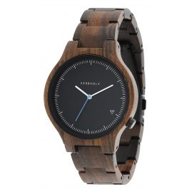Kerbholz Lamprecht Black Chacate Watch