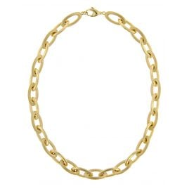Elaine Firenze 11114C Ladies Gold Necklace