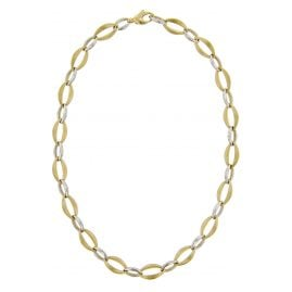 Elaine Firenze 11111C Gold Ladies Necklace