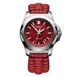 Victorinox 241744 I.N.O.X. Paracord Watch Red