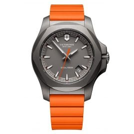 Victorinox 241758 I.N.O.X. Herrenuhr Titan Orange