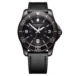 Victorinox 241787 Maverick Large Black Edition Watch for Men