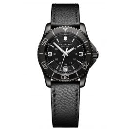 Victorinox 241788 Maverick Small Black Edition Uhr für Damen