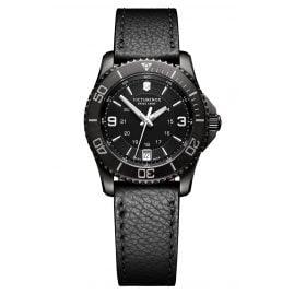 Victorinox 241788 Maverick Small Black Edition Watch for Ladies