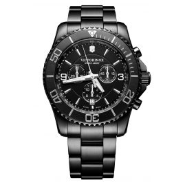 Victorinox 241797 Men's Wristwatch Maverick Chrono Black Edition