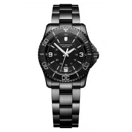 Victorinox 241799 Damenuhr Maverick Chrono Black Edition