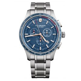 Victorinox 241817 Men's Watch Alliance Sport Chronograph Blue