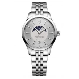 Victorinox 241833 Ladies' Watch Alliance Small with Moon Phase