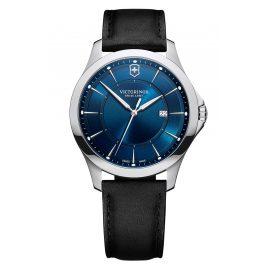 Victorinox 241906 Herrenuhr Alliance Schwarz/Blau