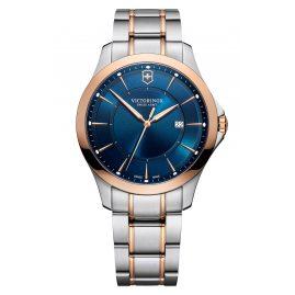 Victorinox 241911 Herrenuhr Alliance Zweifarbig/Blau