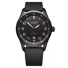 Victorinox 241720 AirBoss Mechanical Black Edition Mens Watch