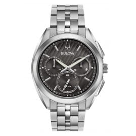Bulova 96A186 Men's Watch Chronograph Curv