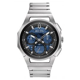 Bulova 96A205 Men's Watch Chronograph Curv