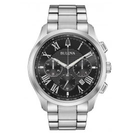 Bulova 96B288 Men's Watch Chronograph Wilton