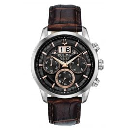 Bulova 96B311 Herrenuhr Chronograph Sutton