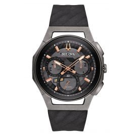 Bulova 98A162 Men's Watch Chronograph Curv