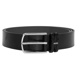 Hugo 50322700-001 Mens Belt Gian Black