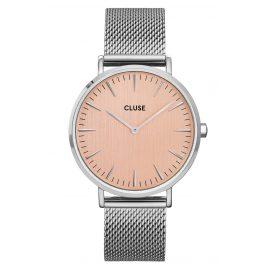 Cluse CW0101201026 Damenuhr La Bohème Stahl / roségold