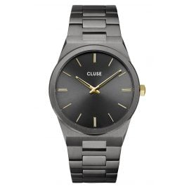 Cluse CW0101503006 Herrenuhr Vigoureux Anthrazit