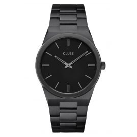 Cluse CW0101503005 Men's Wristwatch Vigoureux Black