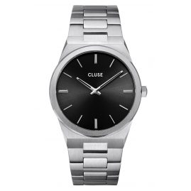 Cluse CW0101503004 Men's Watch Vigoureux Steel/Black