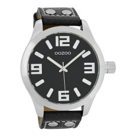 Oozoo C1054 XL Watch Black 46 mm