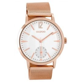 Oozoo C8613 Armbanduhr für Damen Rosé 40 mm