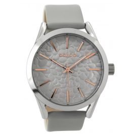 Oozoo C9471 Ladies Watch stonegrey 43 mm