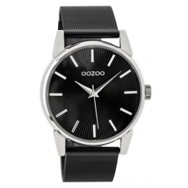 Oozoo C9551 Ladies Watch Mesh Strap Black 38 mm
