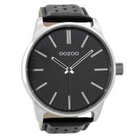 Oozoo C9424 Mens Watch Black 48 mm