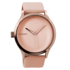 Oozoo C9431 Damenuhr Rosé/Softpink 44 mm