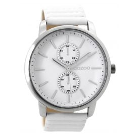 Oozoo C9450 Ladies Watch White 45 mm