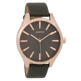 Oozoo C9688 Ladies' Watch Grey 43 mm