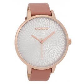Oozoo C9725 XL Damenuhr Altrosa 48 mm