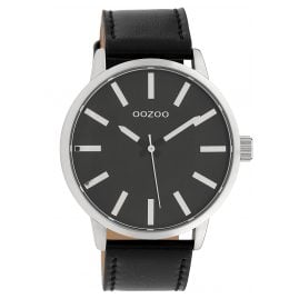 Oozoo C10034 Watch Black 45 mm