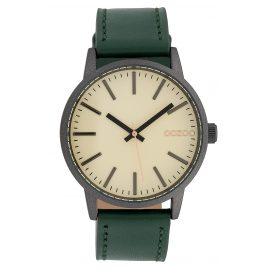 Oozoo C10018 Ladies' Watch Cream/Green 40 mm
