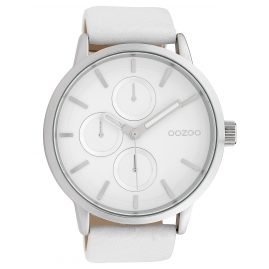 Oozoo C10052 Wristwatch White 49 mm