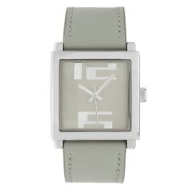 Oozoo C9737 Ladies Wrist Watch Grey 34 mm