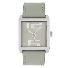 Oozoo C9737 Damenarmbanduhr Grey 34 mm