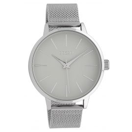 Oozoo C10005 Ladies' Watch Grey/Silver 42 mm