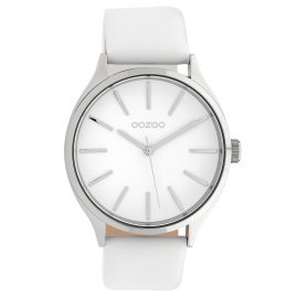 Oozoo C10126 Wrist Watch White 40 mm
