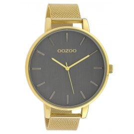 Oozoo C10219 Men´s Watch Gold-Coloured 48 mm
